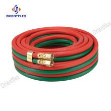 8mm+10mm twin welding oxygen and acetylene rubber hose