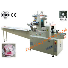 Gsb-220 High Speed  Automatic  Warming Paste Four-Side Sealing Packaging Machine