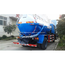 China 10m3 Vacuum Sewage Suction Truck with 4X2 Chassis