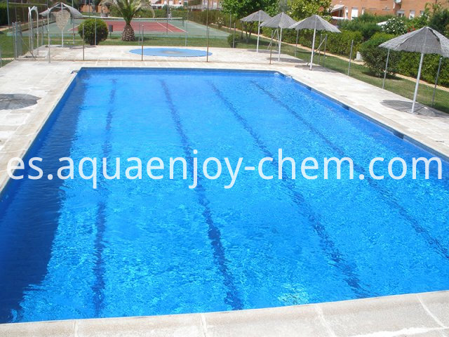 Disinfection Chemicals in Swimming Pool