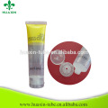 clear plastic cosmetic pipe transparent tube 3
