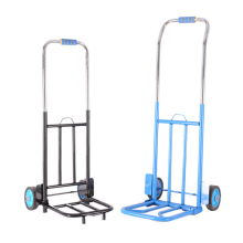 Good Quality for China Hand Lift Table,Foot-Operated Scissor Lift Table,Hand Crank Lift Table Manufacturer High quality Hand Baggage cart carrier export to Anguilla Suppliers