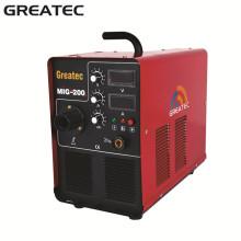 IGBT CO2 MIG Inverter Soldadura Máquina (MIG200 IGBT)