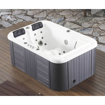 2 Person Acrylic Outdoor Sex Balboa Hydro SPA Hot Tub (JL085B)