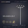 Uniform Illumination LED1000W 20m High Mast Light (SX-GGD-LD-5)