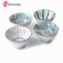 Promotional ceramic bowls porcelain ceramic bowl wholesale
