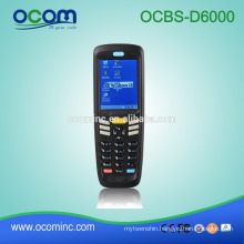 handheld bluetooth symbol n410 barcode scanner with touch screen (OCBS-D6000)