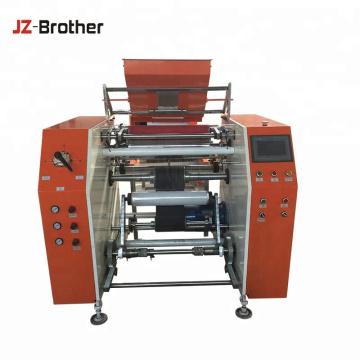 Lldpe Automatic Stretch Film Slitting And Rewinding Machine