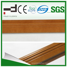 Brown Home Decoration Laminate Flooring Skirting