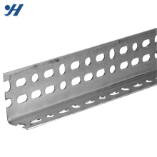 Cold Bending Electrical Heavy Duty Slotted Angle Alloy Steel angle bar Angle