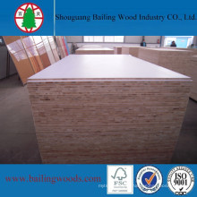 Low Price Good Quality Melamine Blockboard