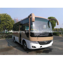 in Stock! 6 Meters 21 Seats Van Bus with Heater