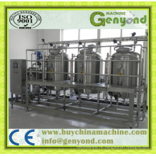 Milk, Juice, Beverage CIP Cleaning System