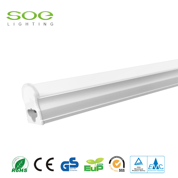 T5 Aluminium Integrative Halterung LED Tube Light