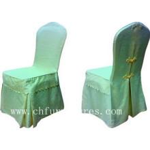 Новая крышка стула жаккарда конструкции (YC-835)