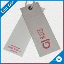 High Quality Paper Hangtag for Clothing