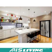 Armoires de cuisine de stockage de meubles de style européen (AIS-K974)