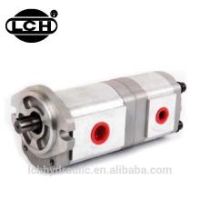 double mini oil double tandem gear pump
