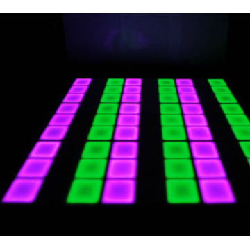 Piste de danse LED pour la barre Club Stage