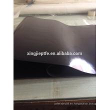 0.38mm grueso Negro oshima hashima máquina cinturón ptfe máquina de fusión cinturón de tela