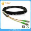 FC imperméable à l'air extérieur fibre optique cochon (câble étanche)