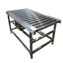 Rodillo transportador industrial de cadena para la venta