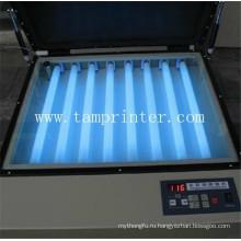 Tmep-4050 небольшие клише ультрафиолетового облучения Mmchine с вакуумом