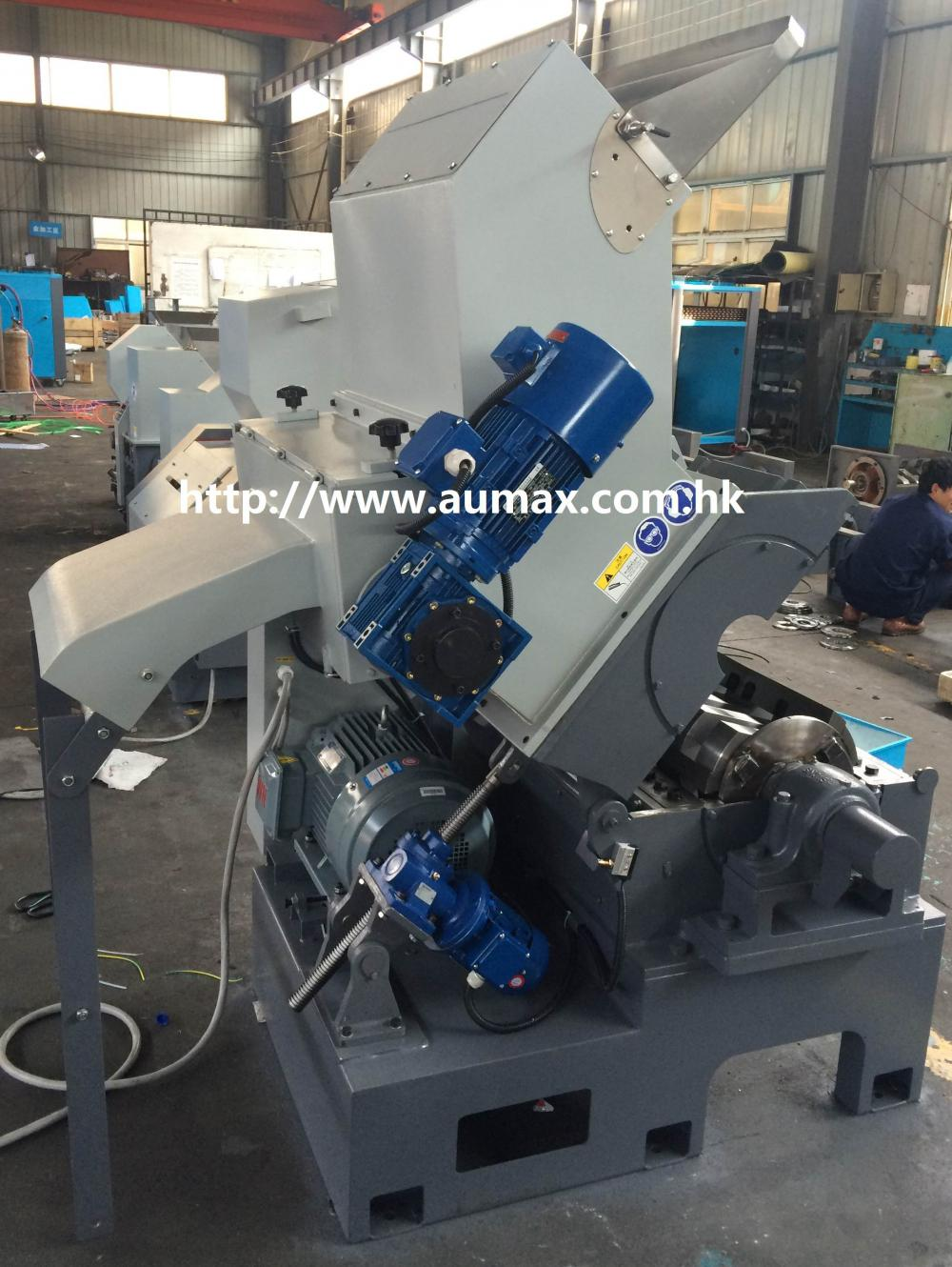 Plastic Sheet Granulator Machine