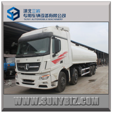 30000L Beiben V3 8X4 camión cisterna de combustible