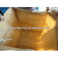 Bolsa de tela tejida PP para residuos de construcción