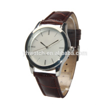 a Luxury design simple face unisex business watches