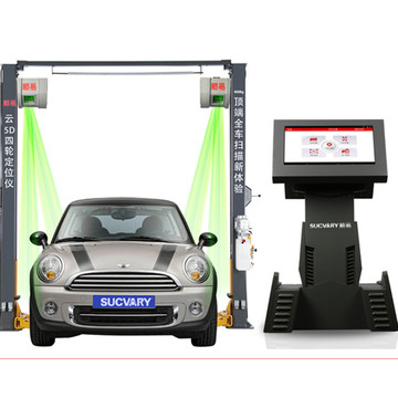 Wheel Alignment Supply til Indien