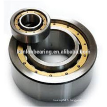 Faible bruit NU2309 EM Roulement à rouleaux cylindriques à une rangée