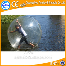Best quality interesting water bouncing ball, inflatable water walking balls for sale
