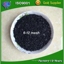 Suministro de la fábrica de Hebei como carbón activado para la mina de oro
