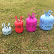 Hot Sale Filled 30lbs Disposable Helium Tanks for Party