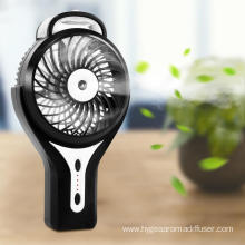 Pocket Mini Misting Fan Desk Heater Dryer Decoration