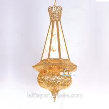 Decoraciones marroquíes de la boda de la iluminación de la artesanía hechas en China