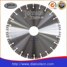Lâmina de serra circular 350mm: Turbo Diamond Saw Blade