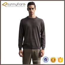 Fine quality pure cashmere latest sweater designs for men
