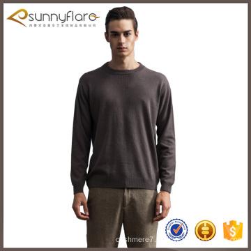 Fine quality pure cashmere latest sweater designs for men