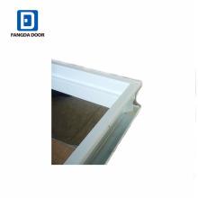 La porte de Fangda renversent le cadre de porte en acier galvanisé