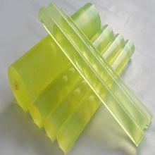 Carimbando a série da mola do poliuretano