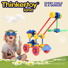 Plastic Educational Puzzle Toy for 3-6 Kids