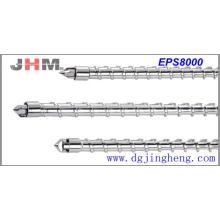 Vis à injection EPS8000 (poudre de compacité et de raffinage)