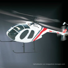 NE 218A 2.4GHz 4 Ch Kestrel 500SX RTF Helicóptero