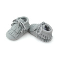 Baby Rubber Boots Wholesale leather tassels for shoe