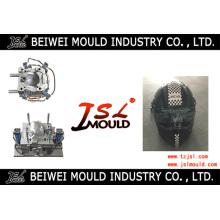 Chine Mainland haute qualité en plastique injection moto casque pièces moules