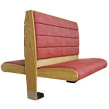 Vente chaude salle à manger ensemble chaise / restaurant canapé avec haute qualité