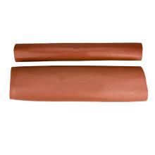 Tube d'isolation en caoutchouc de douille de câble de silicone de rétrécissement de pression de travail
